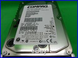 HP Compaq 18G SCSI 10K 68Pin Hard Drive 233806-006 BD018745A3 3R-A3139-AA DS10