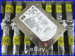 HP ST373454LW 364323-002 315639-001 15K 72.8GB 68-pin SCSI hard drive