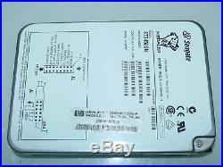 HP Seagate Medalist ST34520N 4.55 GB 7200 rpm 3.5 SCSI 50 Pin Hard Drive