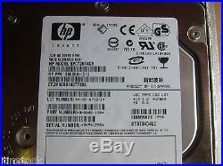 HP StorageWorks 14 Bay Hard Drive Storage Array With 8x 72.8GB SCSI HDD 302969-B21