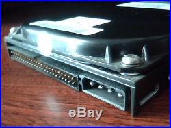 Hard Disk Drive SCSI Conner Peripherals CP3040A YRL02 40SC Apple STA2.31