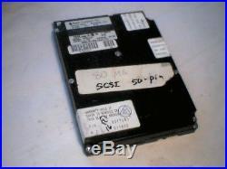 Hard Disk Drive SCSI IBM Apple WDS-L80 80MB 49G0812 95F7181 50-pin