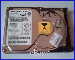 Hard Disk Drive SCSI Maxtor Atlas 10K3 72 WLS 72GB 239443-001 220A Wide Ultra
