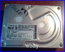 Hard Disk Drive SCSI Quantum Fireball 1080S FB10S011 02-G S1Q. 09 20-10780 50-pin