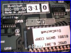 Hard Disk Drive SCSI Quantum ProDrive LPS 240S GM240S01X GM240S011 50-pin 240MB