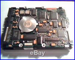 Hard Disk Drive SCSI Seagate Barracuda ST34572W 9J6002-010 A-02-9810-7 0784