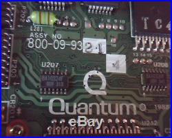 Hard Drive Disk SCSI Quantum ProDrive 40S 940-40-9402 313440-01 A3000