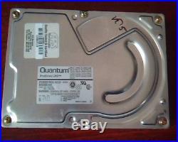 Hard Drive Disk SCSI Quantum ProDrive LPS TB27S011 Rev 4-K 270S