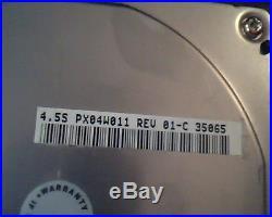 Hard Drive Disk SCSI Quantum Viking II 4.5S PX04W011 01-C 35065 HDD