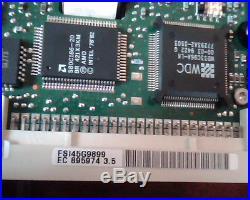 Hard Drive Disk SCSI Type IBM 0662 WD61C40A-MR ES13942457 R9371775 LR34074