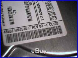 Hard Drive Quantum 4550J HN45J016 Rev 01-D DEC RZ1CB-CA 4550 MB SCSI 80-pin SCA