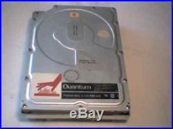 Hard Drive Quantum Q250 SCSI Apple 40MB 50-pin 76-45004 Vintage Disk 5.25 HH