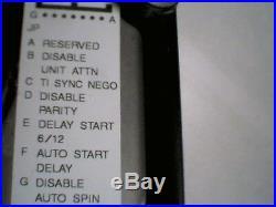 Hard Drive SCSI 18.2GB Ultra3 10K HP DPSS-318350 IBM 07N5272 80-pin P1216-60000