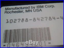 Hard Drive SCSI 50-pin 72X6363 IBM 314MB Full-height Disk w tray AS400 Type 0671