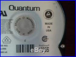 Hard Drive SCSI Disk Quantum 1225S EN12S011-03-D