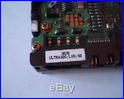 Hard Drive SCSI Maxtor Atlas 10K III 320 36GB Ultra320 JP-03M330-12541-27F-000N