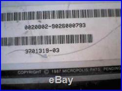 Hard Drive SCSI Micropolis 1588 370-1319-03 FH FS0003-07-7