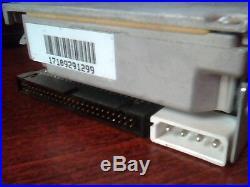 Hard Drive SCSI Quantum ProDrive 170S 917-12-9019-0002