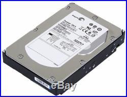 Hard Drive Seagate St373455lc 73gb SCSI 80 Pin 15k Rpm Ultra320