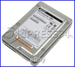 Hard Drive Wd Wde 4360 Wde4360-0707a6 4.3gb SCSI 68-pin 3.5