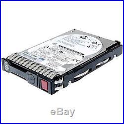 Hewlett Packard Office 2.5-Inch 900 GB SCSI Hot-Swap Hard Drive 785069-B21 New