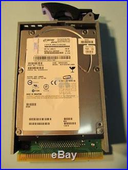 IBM 03N6357 300GB 10K RPM 80P HV-U320 SCSI HDD Hard Disk Drive for P Servers yz