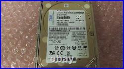 IBM 1.2TB 2.5'' SFF 10K 6G SAS V7000 Gen2 Hard Drive 00AR327 00AR400 2076-AHF3