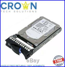 IBM 90p1307 90p1311 26k5260 39r7312 40k1025 300gb 10k 3.5 U320 SCSI Hard Drive