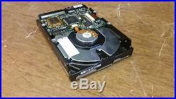 IBM DCHS-04F 93G2856 4GB 7200RPM SCSI 50PIN 3.5 Hard Drive EMC 118-23667