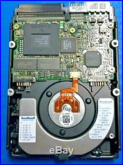 IBM Ultrastar DDYS-T09170 07N3220 9.1GB 10K SCSI Hard Drive