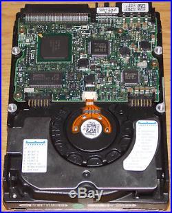 IBM Ultrastar IC35L036UWDY10-0 68P Ultra320 SCSI Drive 36GB Festplatte Harddisk