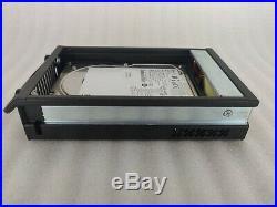 IZ Radar 24 REMOVABLE CADDY & 73.5 GB Ultra320 SCSI Series HARD DRIVE FUJITSU