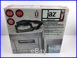Iomega 10133 Jaz 1 GB Internal Hard Drive SCSI