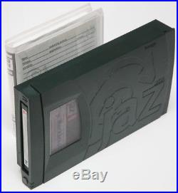 Iomega 2GB JazDrive External SCSI Hard Disk withAmigaDOS 3.1 JAZ DRIVE Removable