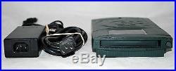 Iomega Jaz 2 GB SCSI External Hard Drive V2000S + Power Supply for 1GB 2GB Disk