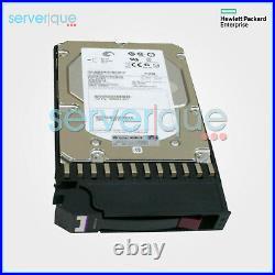 J9F36A HP MSA 6TB 7.2K 3.5-inch SAS 6G Hot Swap Hard Drive 787335-001 790149-001