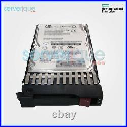 J9F48A HP MSA 1.2TB 2.5 10K SAS 12G DP Enterprise HotSwap Hard Drive 787648-001