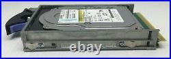 LOT OF 9 141.12GB IBM 39J3697 97P3001 4328 3.5 15K RPM SCSI HARD DRIVE WithCADDY