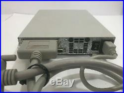 Lacie External 9.1GB SCSI Hard Drive With Cables For Vintage Macintosh