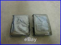 Lot of 2 New HP BF03698578 36.4GB 15000 RPM SCSI Hard Drive Lot free ship in U. S