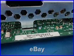Lot of 3 Foxconn 04ww07 A50606-008 Triple SCSI Hard Drive Array DVD Drive Module