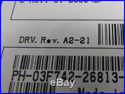 Lot of 4 Dell 3F742 73GB 10K 8MB Hot Swap 3.5 SCSI U320 Hard Drive HDD + Tray