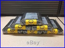 Lot of 6 Fujitsu MAU3073NC 73GB 15000RPM Ultra320 3.5 SCSI Hard Drive