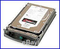 MicroStorage Hard drive 146 GB hot-swap SCSI 15000 rpm SA146005I402