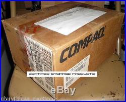 NEW Compaq 36.4GB SCSI U320 80-PIN SCSI Hard Drive WithTray 232574-002 176496-B22