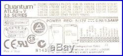NEW HARD DRIVE Quantum 9GB U160 68pin SCSI XC09L011