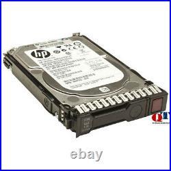 NEW HPE Midline 2TB SAS 12Gb/s 7200 rpm Hard Drive Gen8 LFF Hot Swap 818365-B21