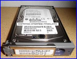 NEW SUN X5238A 18.2GB 10k U160 80-PIN SCA SCSI Hard Drive wTray 595-5199-01