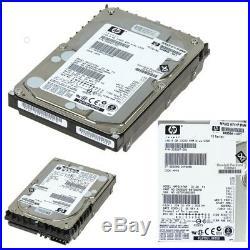 New Hard Drive HP 303297-001 146gb SCSI 10k U320 68-pin