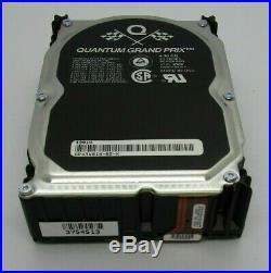 New Quantum Grand Prix 4301-W 4.3GB 50-Pin SCSI Hard Drive GP43W014-02-K
